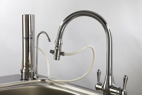 SS Water Filter On Sink