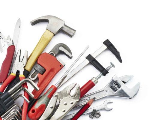 General Plumibing Tools